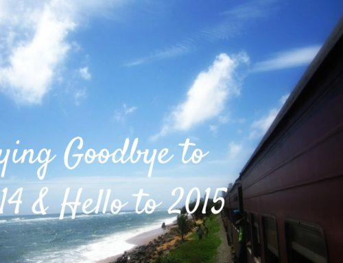 Before Goal Setting in 2015, Try Saying Goodbye to 2014