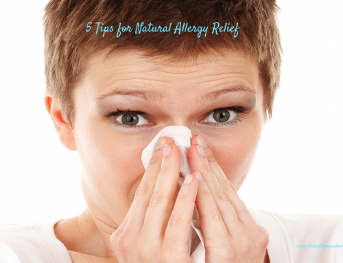 5 Natural Allergy Solutions