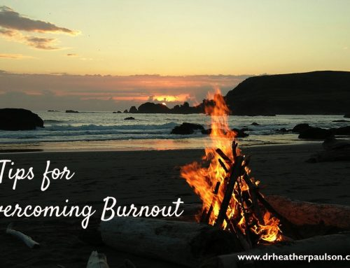5 Tips for Overcoming Burnout