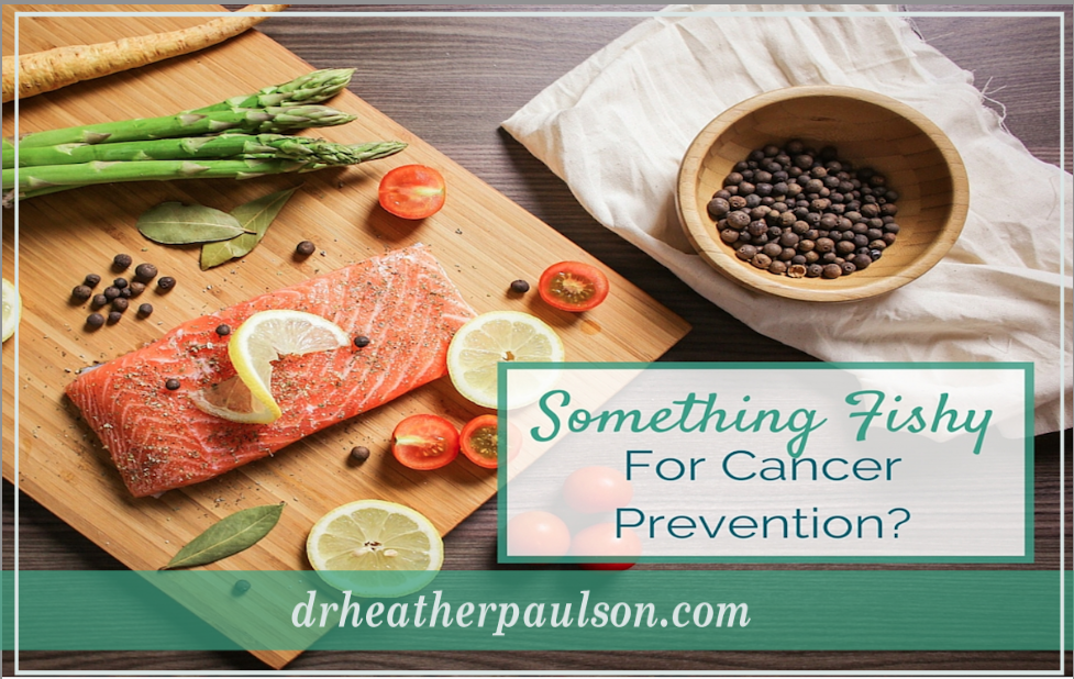 pescatarian diet cancer