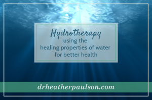 Hydrotherapy Blog