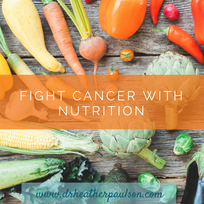 Fight Cancer with Nutrition
