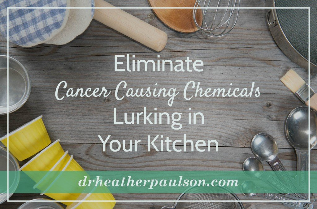 common household chemicals that cause cancer