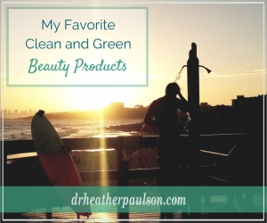 non-toxic beauty products