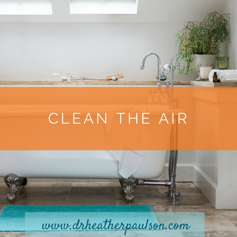 Clear the Air of these household chemicals