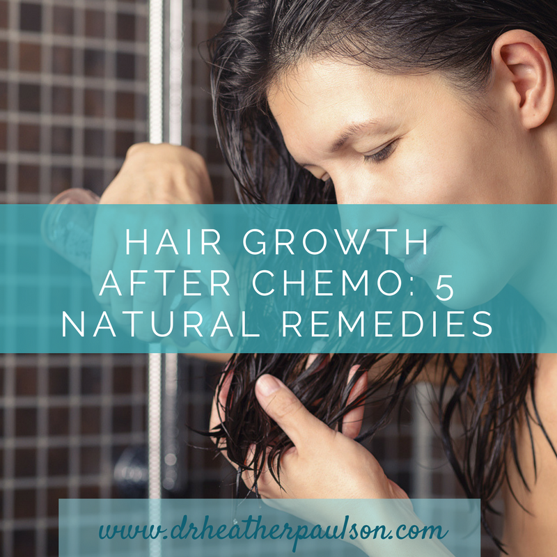 Hair Growth After Chemo: 5 Natural Things You Can Do
