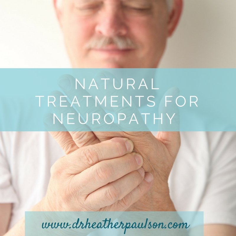 Help! I'm Tingling: Natural Treatments for Neuropathy from Chemo