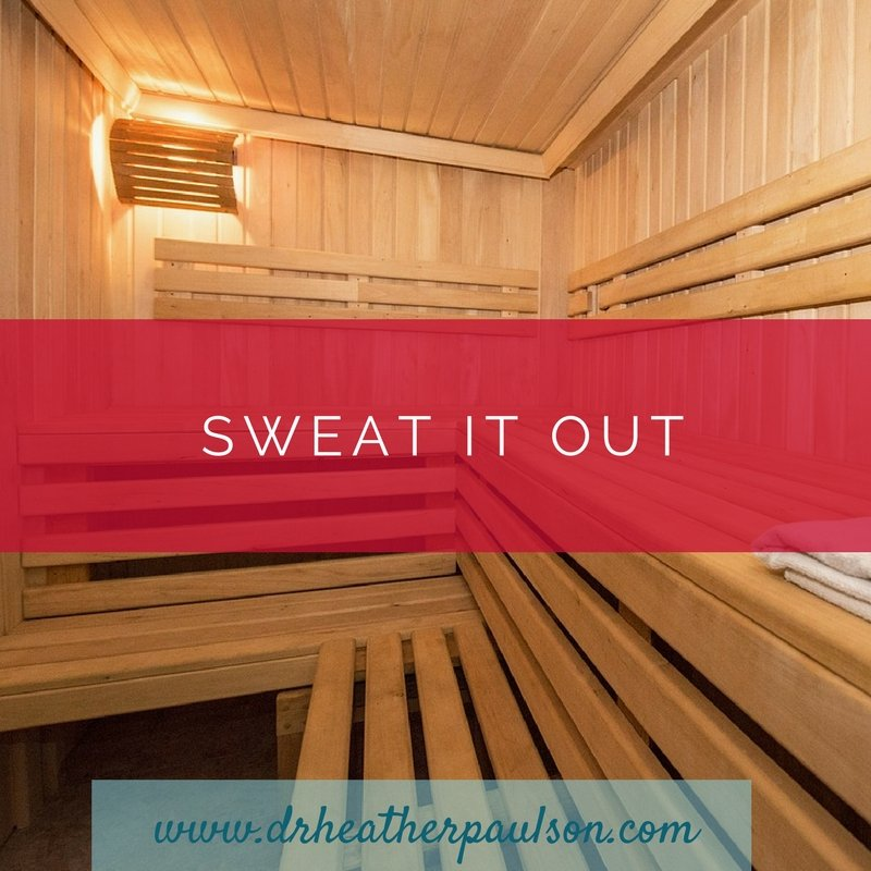 Holiday Detox: Sweat it Out