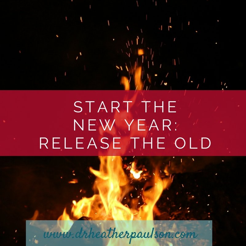 Start the New Year: Release the Old