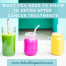 Can I Detox with Cancer? Can I Detox After Cancer Treatment?