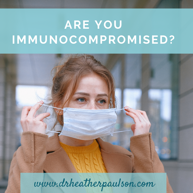 How to know if you're Immunocompromised due to cancer